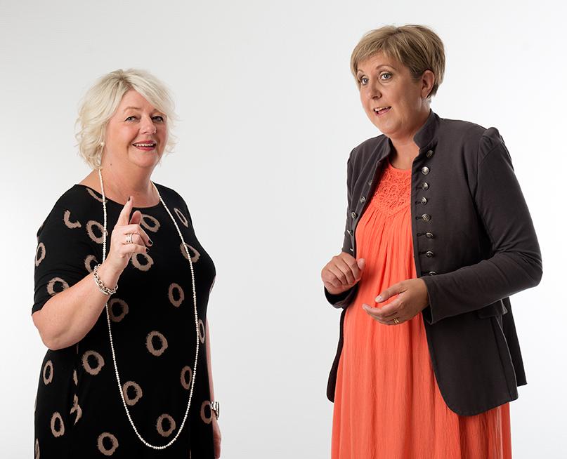 Mara Flanagan Sundqvist & Sara Lindberg