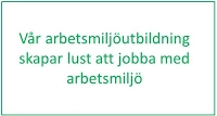 arbetsmiljöutbildning www.friskaarbetsplatser.se